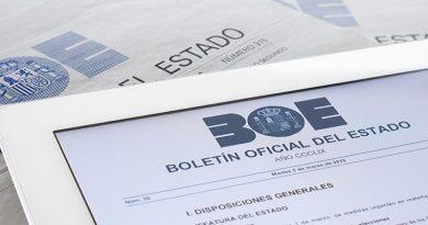 Consulta el Real Decreto de declaración del Estado de Alarma.