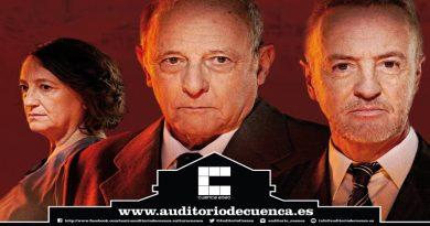"""""""Programación de Invierno 2020"""" en el Teatro Auditorio de Cuenca."""