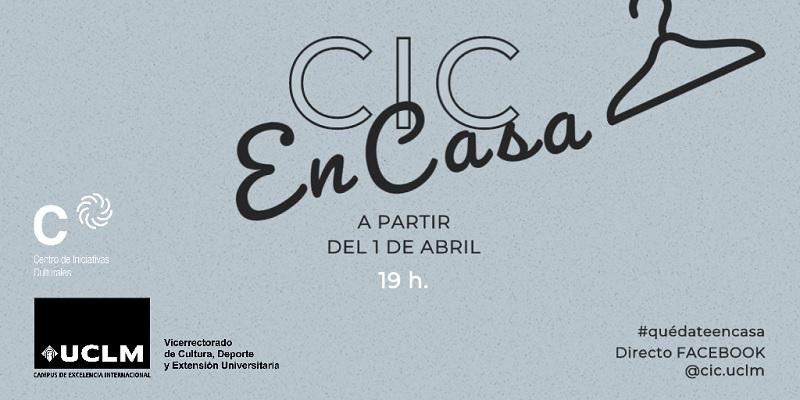 #CICenCasa. UCLM.